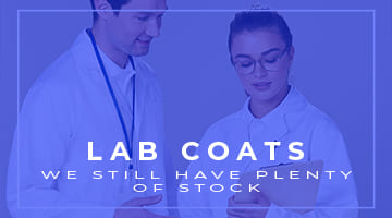 Top Ban1 HEALTHCARE LAB COATS