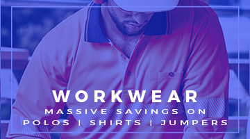 Top Ban1 WORKWEAR Blue